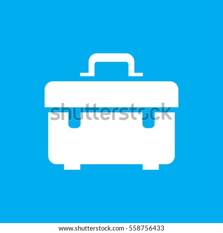 toolbox icon illustration isolated vector sign symbol