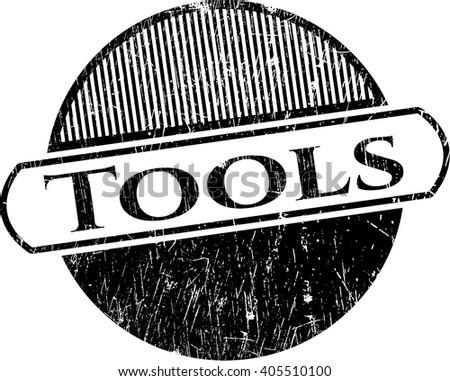 Tools grunge seal