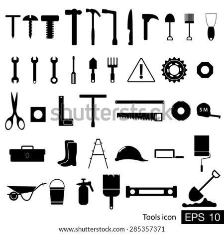 Tools icon.