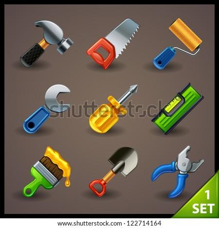 tools icon set-1