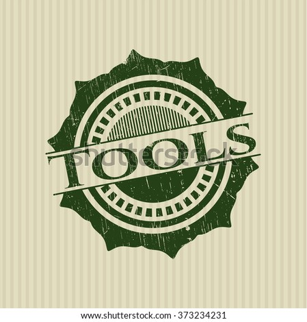 Tools rubber stamp