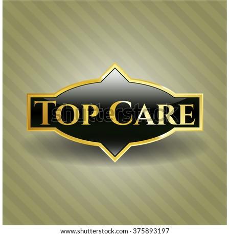 Top Care golden badge