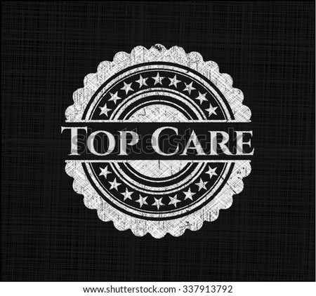 Top Care on blackboard