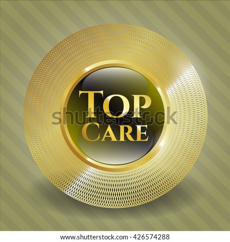 Top Care shiny badge
