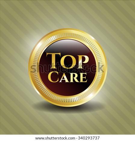 Top Care shiny emblem