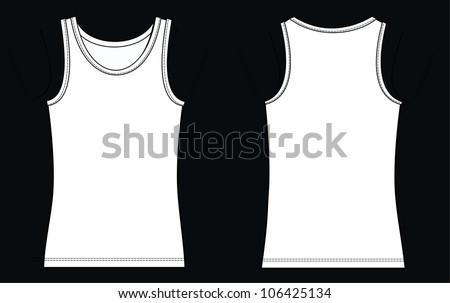 top garment linen tank top
