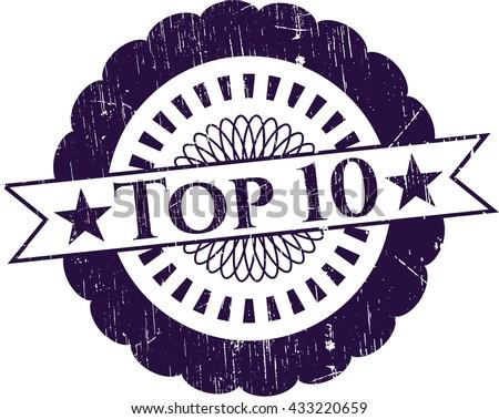 Top 10 grunge seal