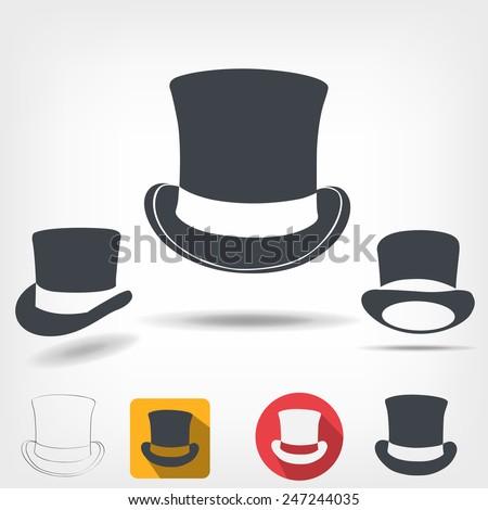 Top hat Сток-фото ©