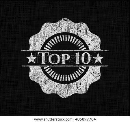 Top 10 on blackboard