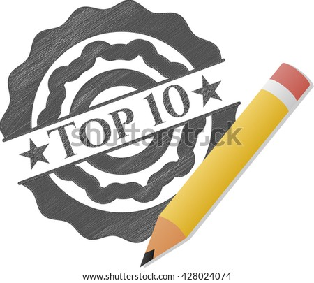 Top 10 pencil draw