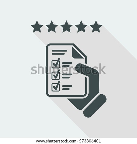 Top rating icon