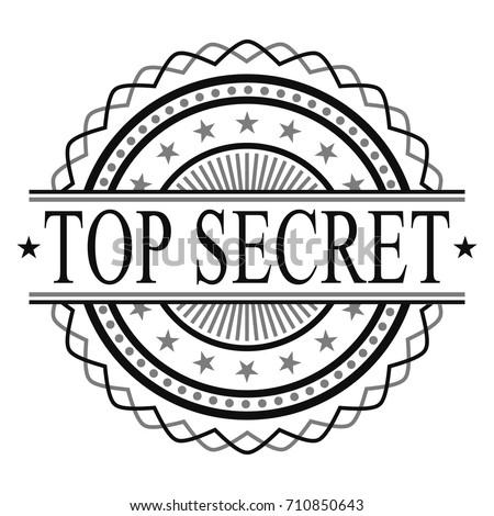 top secret certified original