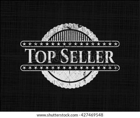 Top Seller chalkboard emblem