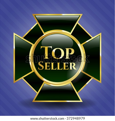 Top Seller gold badge