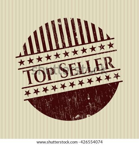 Top Seller grunge style stamp