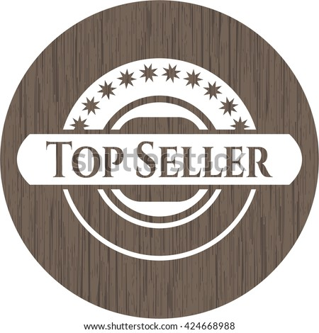 Top Seller wood emblem. Vintage.