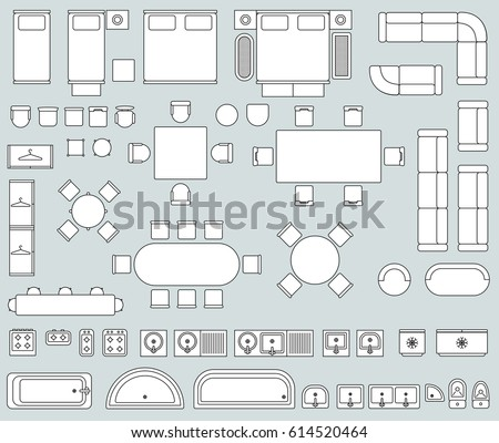 Vector Images Illustrations And Cliparts Top View