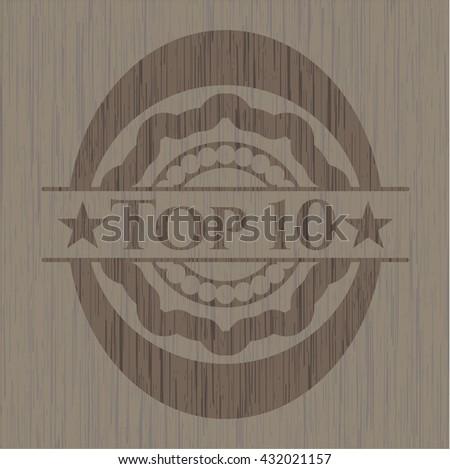 Top 10 vintage wooden emblem