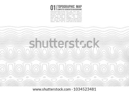 Line topographic map contour elevation background download free topographic map contour background topo map with elevation contour map vector geographic world gumiabroncs Images