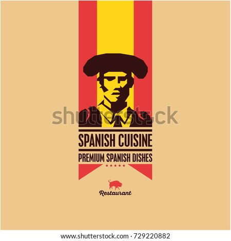 Torero, matador, spanish cuisine,