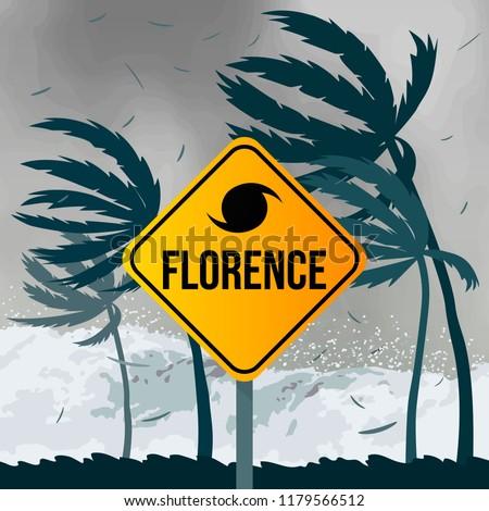 tornado hurricane florence