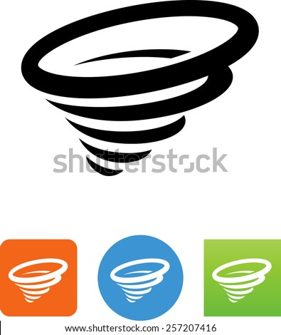 tornado symbol for download