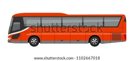 Tourist bus, express bus, night bus