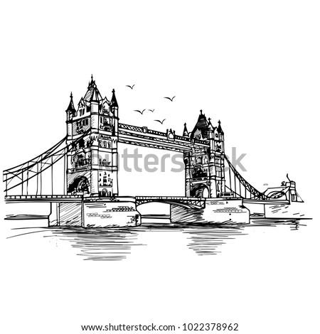 tower bridge handmade