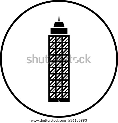 tower building symbol