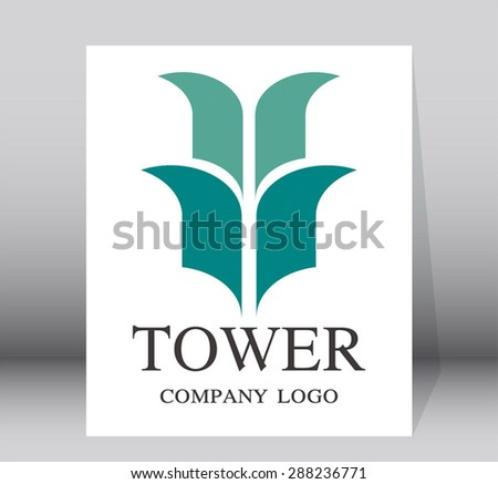 tower property real estate logo