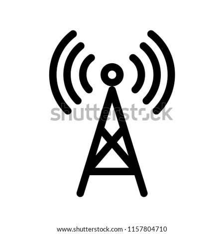 tower related signal icon