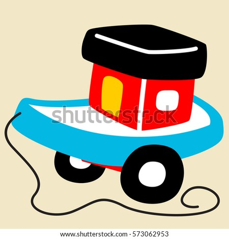 toy cars for children vector