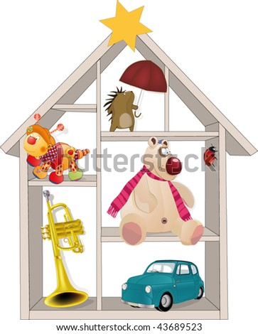toy small house