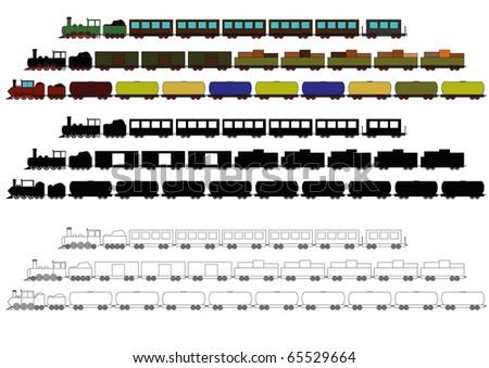 Toys steam locomotives 3
