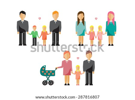 family and traditional stereotype Masculinity, gender roles, and tv while the idea of male stereotypes and female subordination i am the product of a traditional family where dad.
