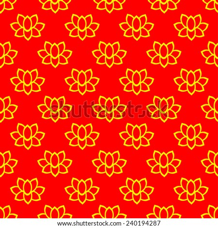 traditional asian pattern