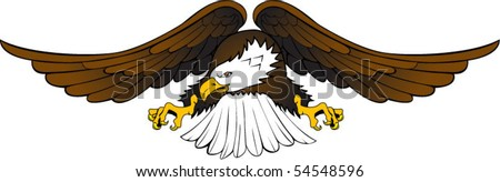traditional bald eagle