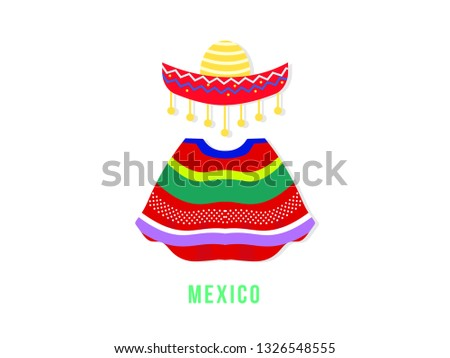 traditional costume mexico
