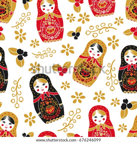 traditional nesting doll