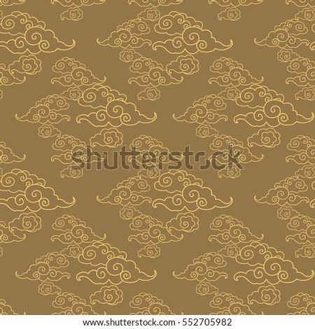 traditional oriental ornament