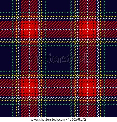 traditional tartan seamless