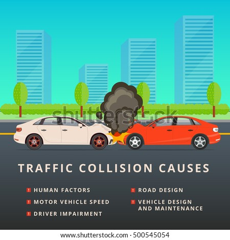 human factor is the main causes of road accident