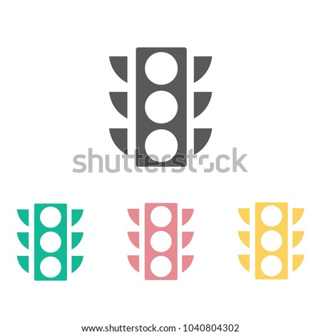 Vector Traffic Light Download Free Vector Art Stock Graphics Images