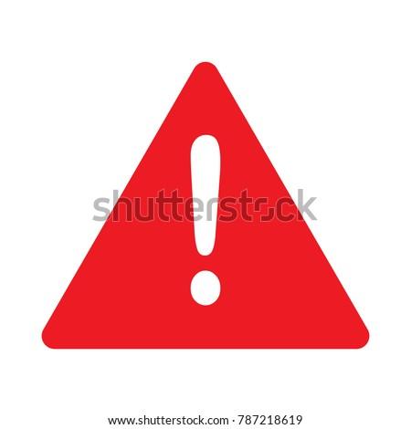 Traffic signal symbol sign. stop ahead signs traffic light ahead  warning vector illustration  #787218619