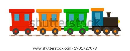 train toy locomotive for kid