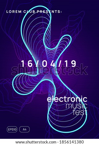 trance event dynamic gradient