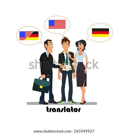 переводчик клипарт