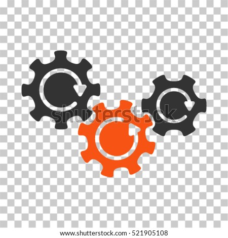Vector Images, Illustrations and Cliparts: Transmission Gears
