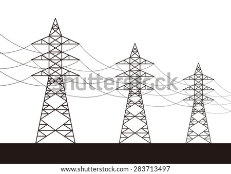 transmission tower  electricity