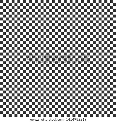 Transparent checkerboard. Transparent pattern for background. Vector illustration.